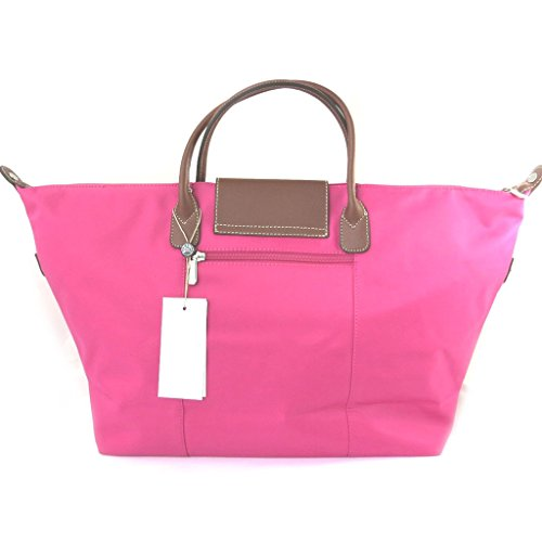 Grande shopping Hexagonafucsia (53x31x14 cm).