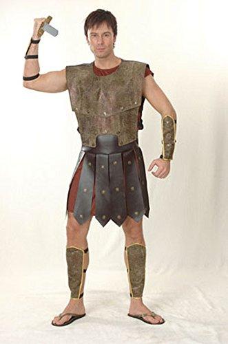 Bristol Novelty AC688 Warrior Man Costume