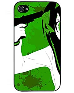 Cheap iPhone 4/4s Case Cover Skin : The Melancholy Of Haruhi Suzumiya High Quality Drawing Case 6201686ZC913445539I4S King Destiny Game Case's Shop