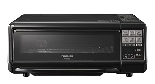 Panasonic Fish roaster (Kemurantei) NF-RT800-K (black)