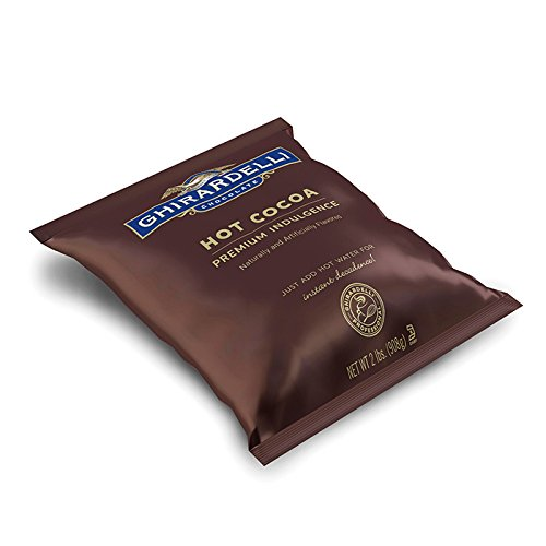 Ghirardelli Chocolate Premium Indulgence Hot Cocoa Mix, 2 lbs Package