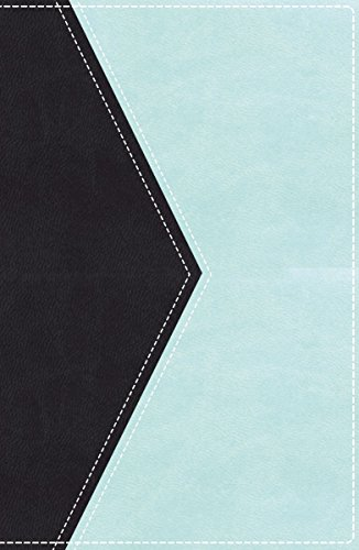 KJV, UltraSlim Reference Bible, Imitation Leather, Blue/Green, Red Letter Edition PDF