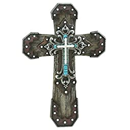LL Home 12975 Layered Studs Cross