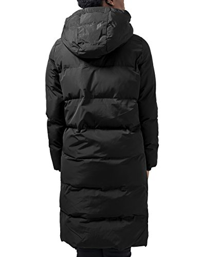 Black Coat Negro Classics Abrigo Bubble Urban para Ladies Mujer Wqp8w4WxBt