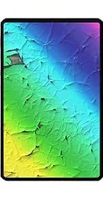 Funda para Kindle Fire 7 pouces - Patrones Del Arco Iris Megafunky 25