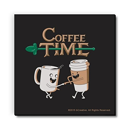 bCreative Coffee Time  Officially Licensed  Fridge Magnet