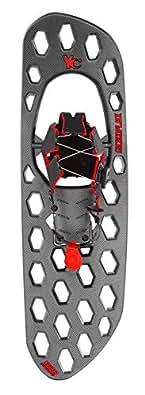 Yukon Charlie's 928 Flex Spin Snowshoe, Black
