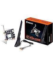 Gigabyte GC-Wbax200 2x2 802.11Ax Dual Band WiFi + Bluetooth 5 PCIe Expansion Card