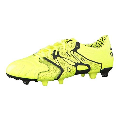 Fg Chaussures Cuir Lima Hommes Pour 1 X15 Noir En Ag Football Adidas De rSqxSw60H