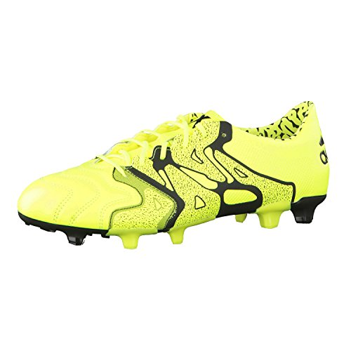 1 Ag Adidas Fg En Chaussures Cuir Football Hommes De Pour Lima X15 Noir wRxAOBqY
