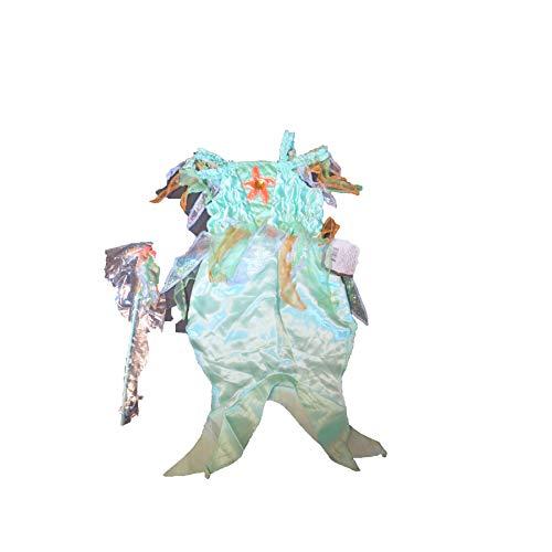 (Toddler Mermaid Costume 1T-2T)