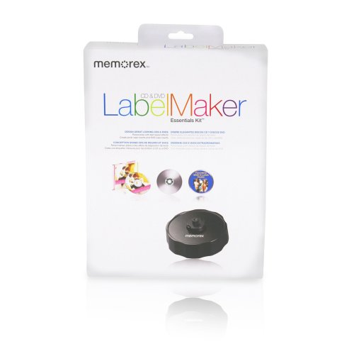(Memorex Label Maker Essentials Kit (Discontinued by Manufacturer))