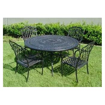 Etonnant 5 Piece Bellagio Outdoor Dining Set