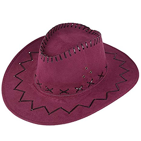 Sombrero Cappello Estivi Cowboy Cappello Casual Cappello Paglia Tuba Cappello Cappello Rapper Coppola Cappello Cappelli con Visiera Estate Cappello della Prateria
