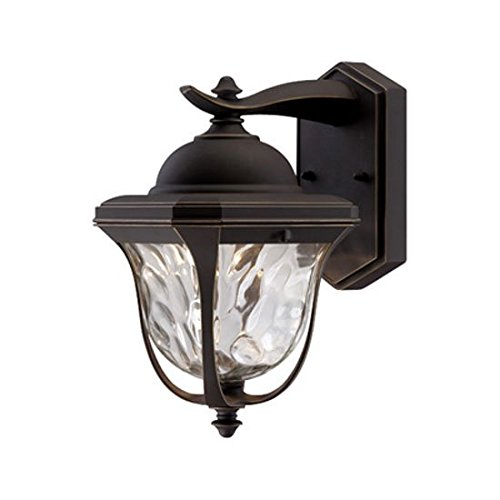 Designers Fountain LED21931-ABP Marquette 8 Inch Led Wall (Marquette Wall Fixture)