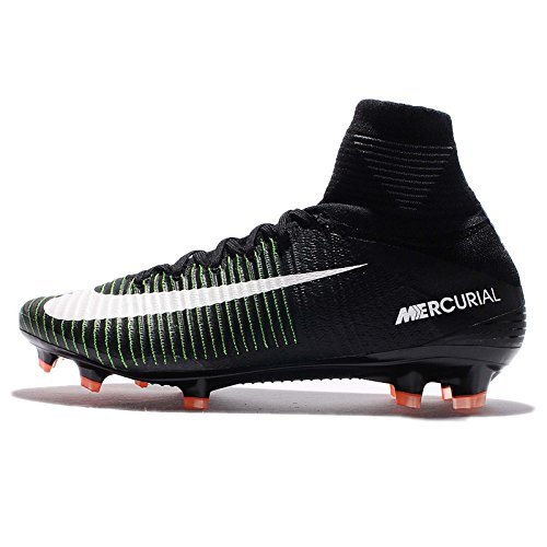 Electric Superfly Black Cleat Nike Men's Green Mercurial FG Soccer zwpxq6nx
