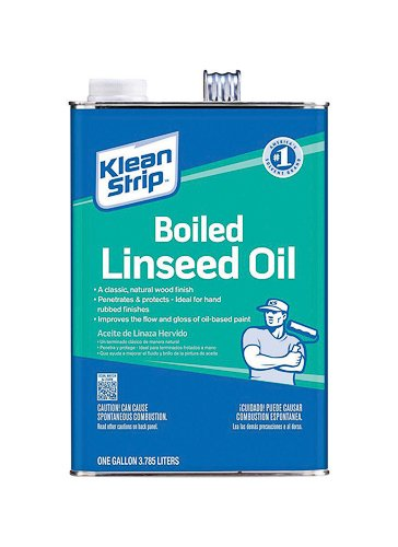 Klean Strip Boiled Linseed Oil Oil Base Gloss 1 Gl