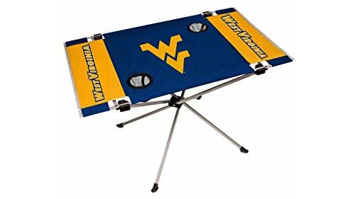 Rawlings NCAA Portable Folding Endzone Table, 31.5 in x 20.7 in x 19 in