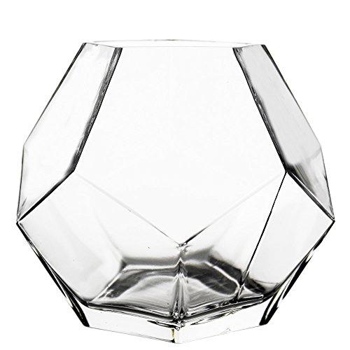 CYS Geometric Vase, Prism Vase, Honeycomb Vase. H-7
