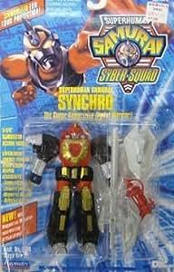 Amazon Com Synchro The Super Samurizing Digital Warrior