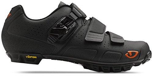 Giro Code VR70 Hv Dirt Bike Shoes (Black, 45.5) - Men's