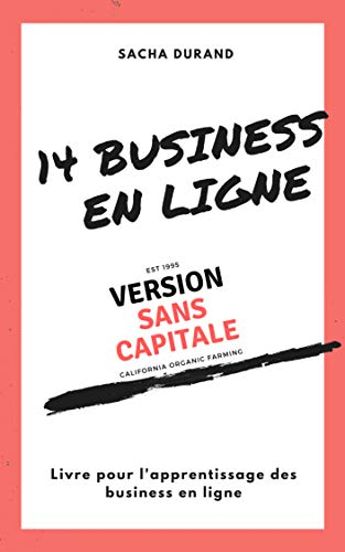 Amazon Com 14 Business En Ligne Version Sans Capitale