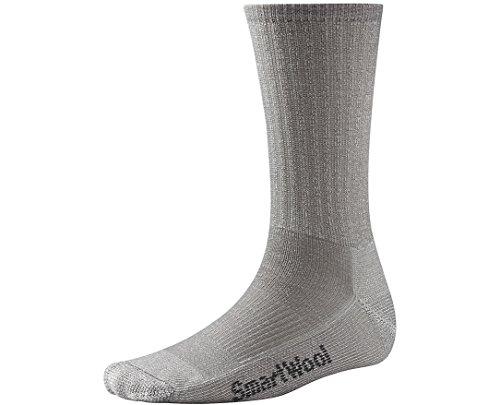 Smartwool Men's Hike Light Crew Socks (Light Gray) X-Large