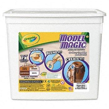 (Crayola® Crayola® Model Magic Naturals MODELING,COMPOUND,2#,NL (Pack)