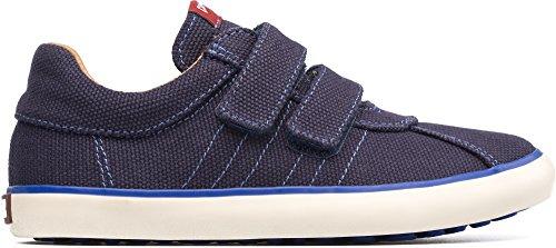 Camper Kids Boys' Pursuit Sneaker, Dark Blue, 30 D EU Little Kid (12 US)