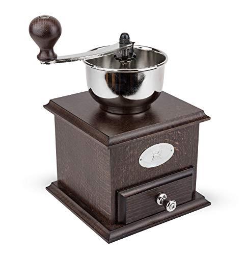 Peugeot 19401765 Bresil 8.75 Inch Coffee Mill, Walnut]()