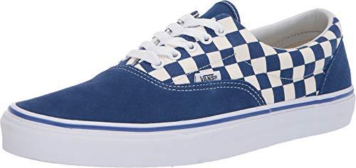Vans Unisex Era¿ (Primary Check) True Blue/White 11 Women / 9.5 Men M US