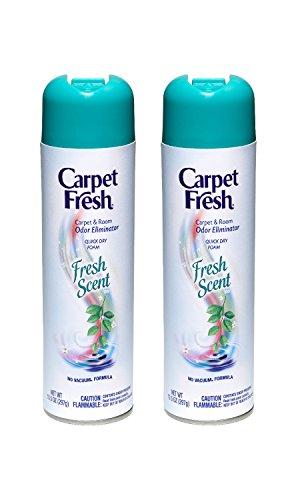 carpet cleaner smell - 8