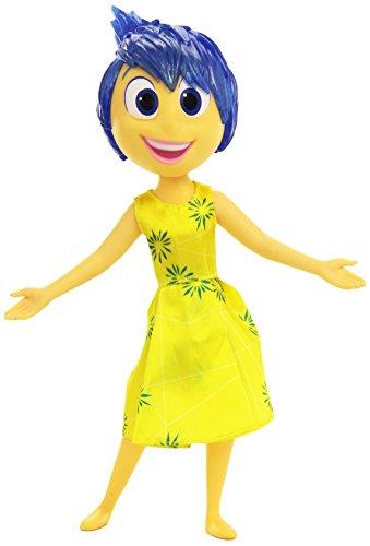 Disney Pixar Inside Out Joy Large Figure Doll With Sound