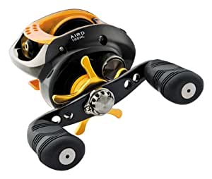 Daiwa AIRD100HL Aird Low Profile Baitcast Reel, Left Hand