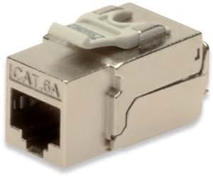 ASSMANN Electronic DN-93616 - Conector (18 x 37 x 20 mm, 1,8 cm, 3,7 cm, Metálico, -10 - 60 °C)