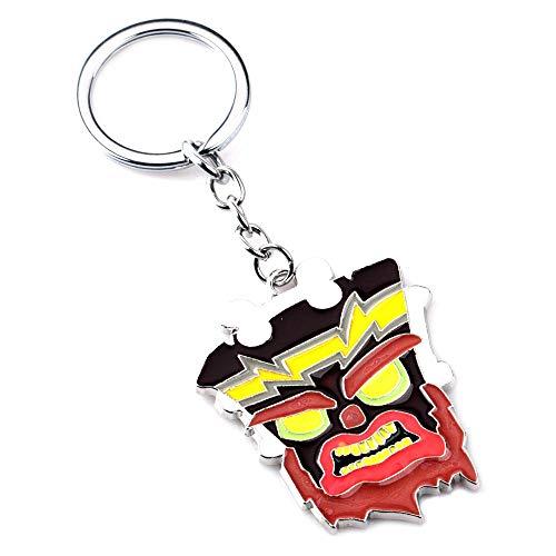 Crash Bandicoot Figura de acción Aku máscara Dr Neo Cortex ...
