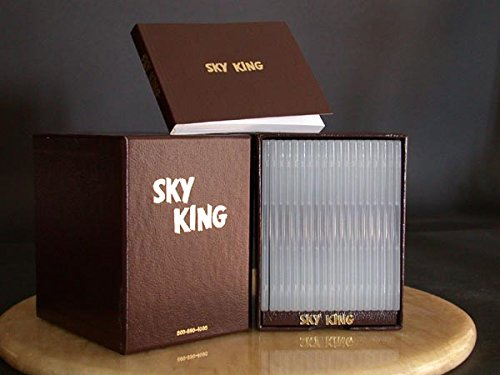 Sky King Official Box Set All 72 Episodes w/ Book by Sky King Productions