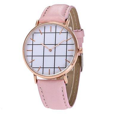 Bella, relojes para mujer reloj deportivo reloj militar reloj Alla Moda reloj de pulsera creativo único reloj reloj Casual cuarzo piel, beige: Amazon.es: ...