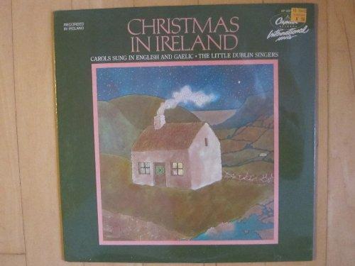 Christmas in Ireland. Stereo vinyl - Mall In Dublin