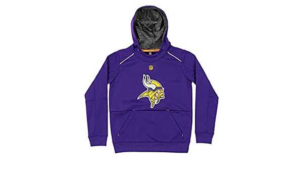 Amazon.com   Outerstuff NFL Youth Minnesota Vikings Pinnacle Pullover Hoodie 58a1b8b2f