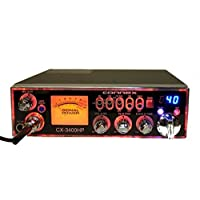 Connex 3400HP 10 Meter Amateur Radio w/ Roger Beep