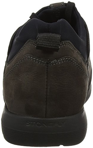 Gris Space Homme Nubuk Baskets 1a12 Up 2 Stonefly charcoal XCSqv1ww