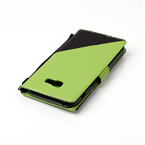 Leather PU A5 inch Clasp Protection Magnetic 2017 Case Holster Comics A5 Touch Stand for Galaxy Wallet Flip Don't and Samsung 5 Pattern Unique Folio A5 Green Premium Black A and 2017 2 A520F Aeeque Galaxy Phone My wOxf7Snxq