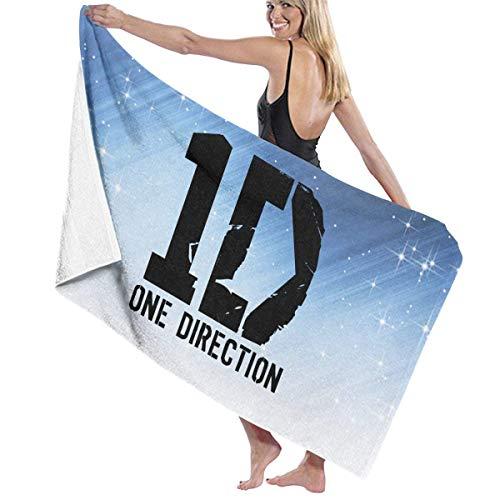 - One Direction Soft Large Swim Beach Towels ()