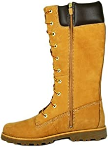 Mula relé Consciente  SV - Timberland 83980 Junior Girls Asphalt Trail Classic Lace Up Side Zip  Boots - Wheat, 5 Child UK: Buy Online at Best Price in UAE - Amazon.ae