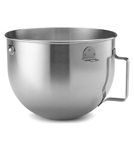 KitchenAid KN25PBH 5QT. Polished Bowl with Strap Hand