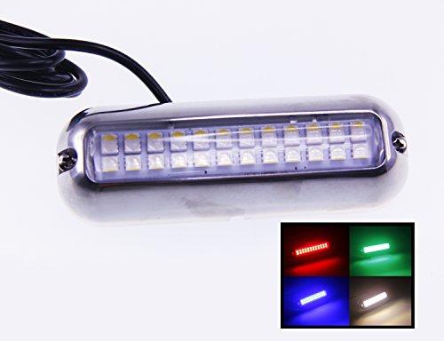 Led Lights On Pontoon - 5