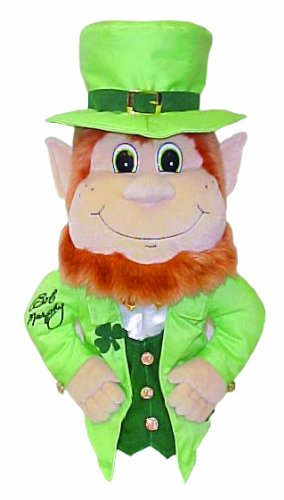 Head Leprechaun - Winning Edge Designs Bob Murphy's Leprechaun Head Cover