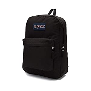 Jansport Superbreak Backpack, Black (T936)