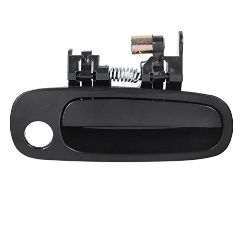 Outside Outer Exterior Door Handle Front Right Passenger Side for 1998 1999 2000 2001 2002 Toyota (2002 Toyota Corolla Right Door)